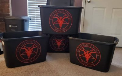 """Menstruatin' With Satan"" Houston Drive was a Huge Success"