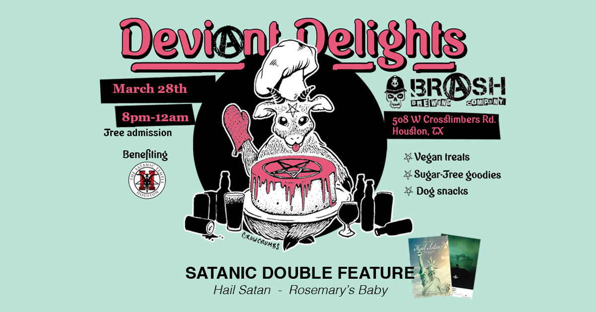 Deviant delights and satanic double feature 2020